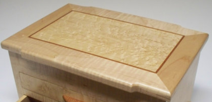 Woodworking Box Lids